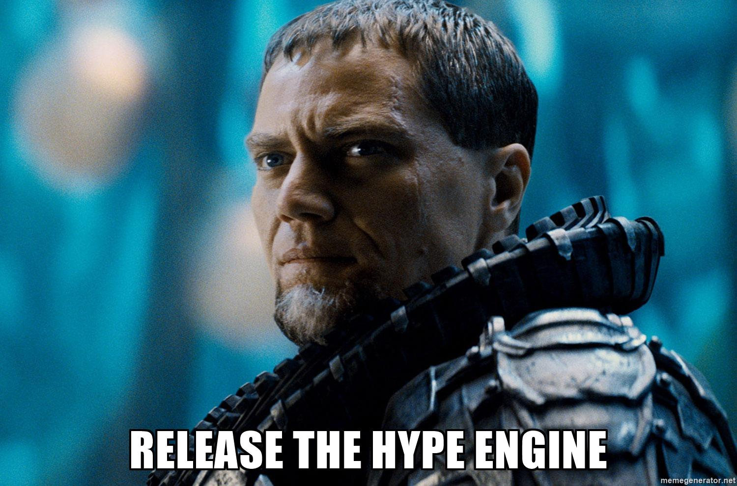 release the hype engine